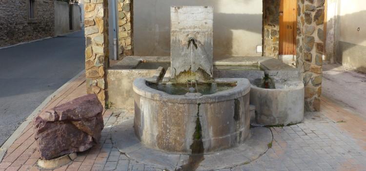 Fontaine des Maisons neuves