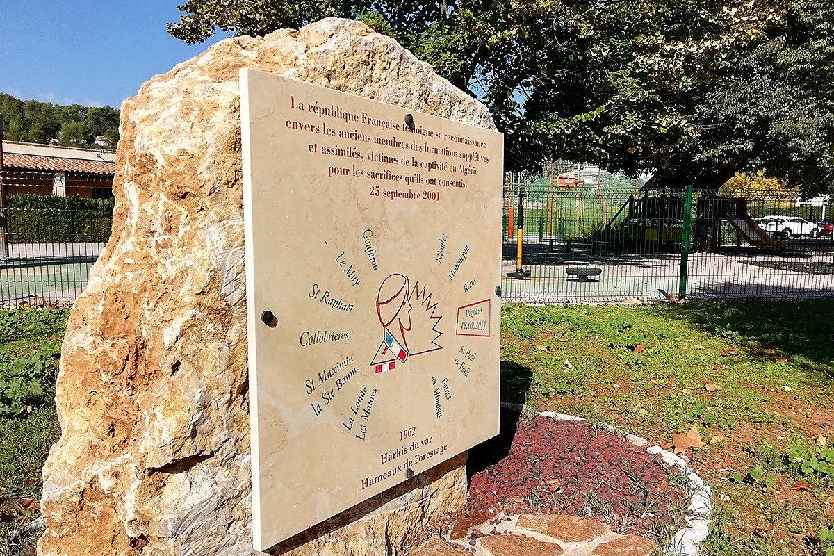 25 sept. Journée nationale d'hommage  aux harkis et autres membres  des formations supplétives