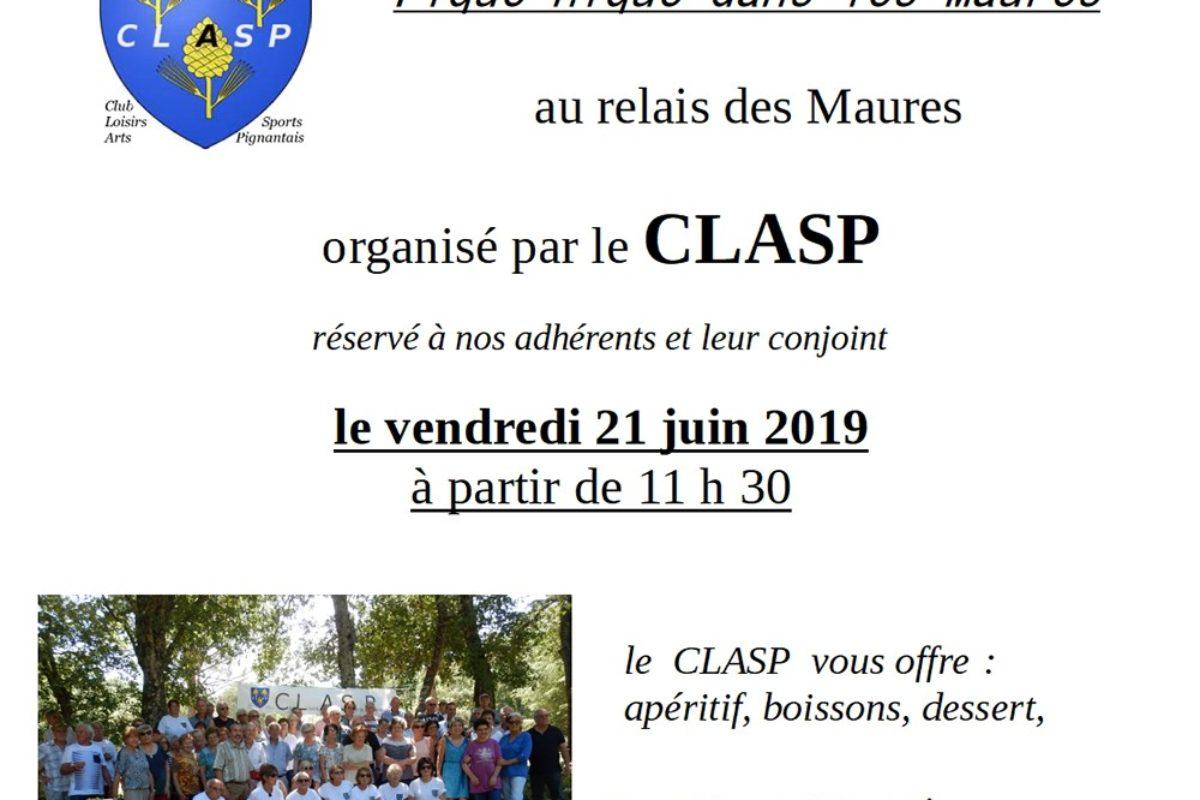 21 Juin – Pique-nique du CLASP