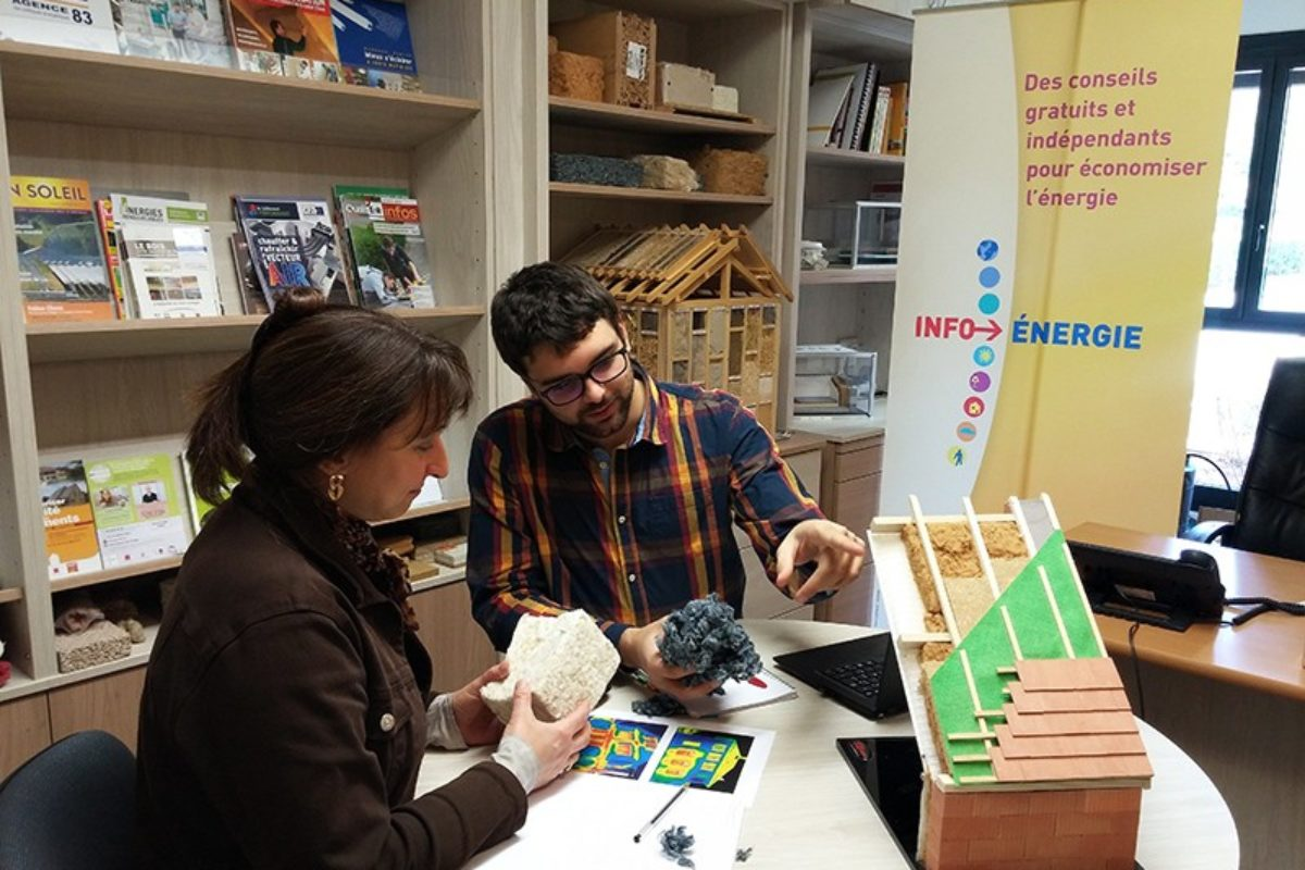 """Service """"FAIRE"""": Conseils et accompagnement en rénovation énergétique"""