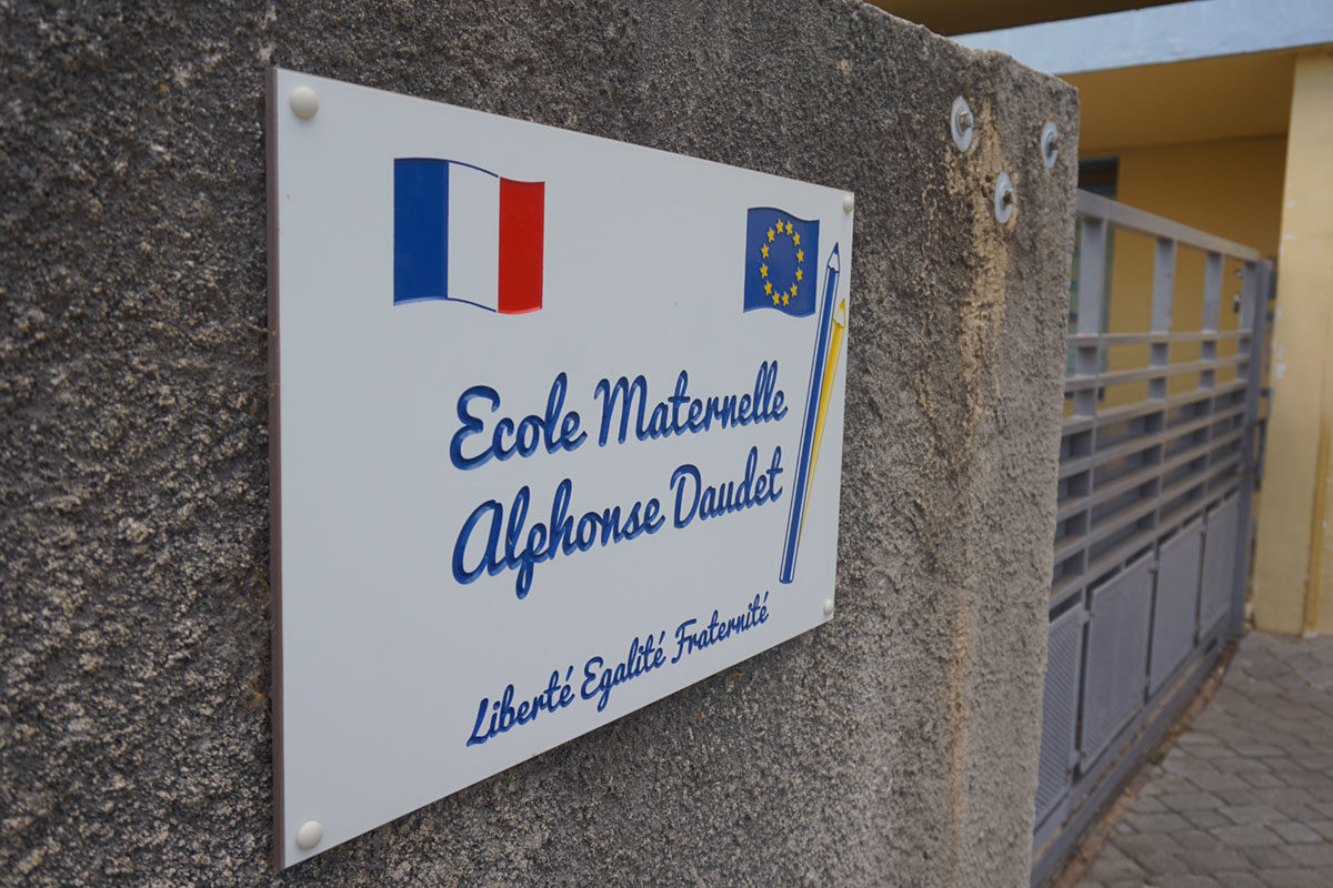 [Écoles] Maternelle A. DAUDET – Admissions 2020-2021