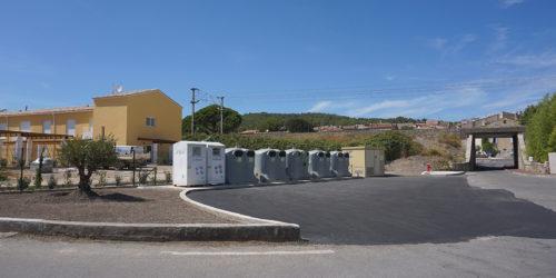 [Photos] Containers quartier Rossima, et rue du Calvaire