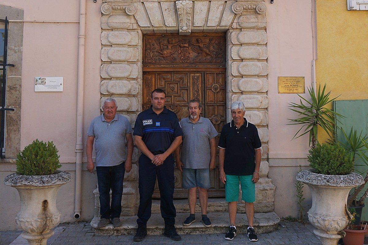 Romain Charveriat, un nouveau gardien brigadier à la Police Municipale