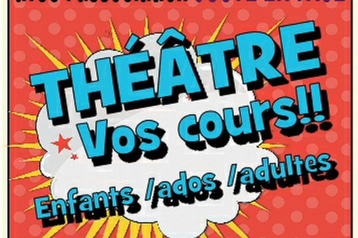 18 sept – Théâtre – Portes ouvertes Juste en face
