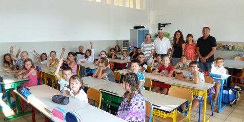 [Photos] Rentrée scolaire 2019