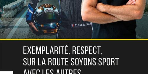 Campagne régionale de sécurité routière : Soyons tous des fair-players!