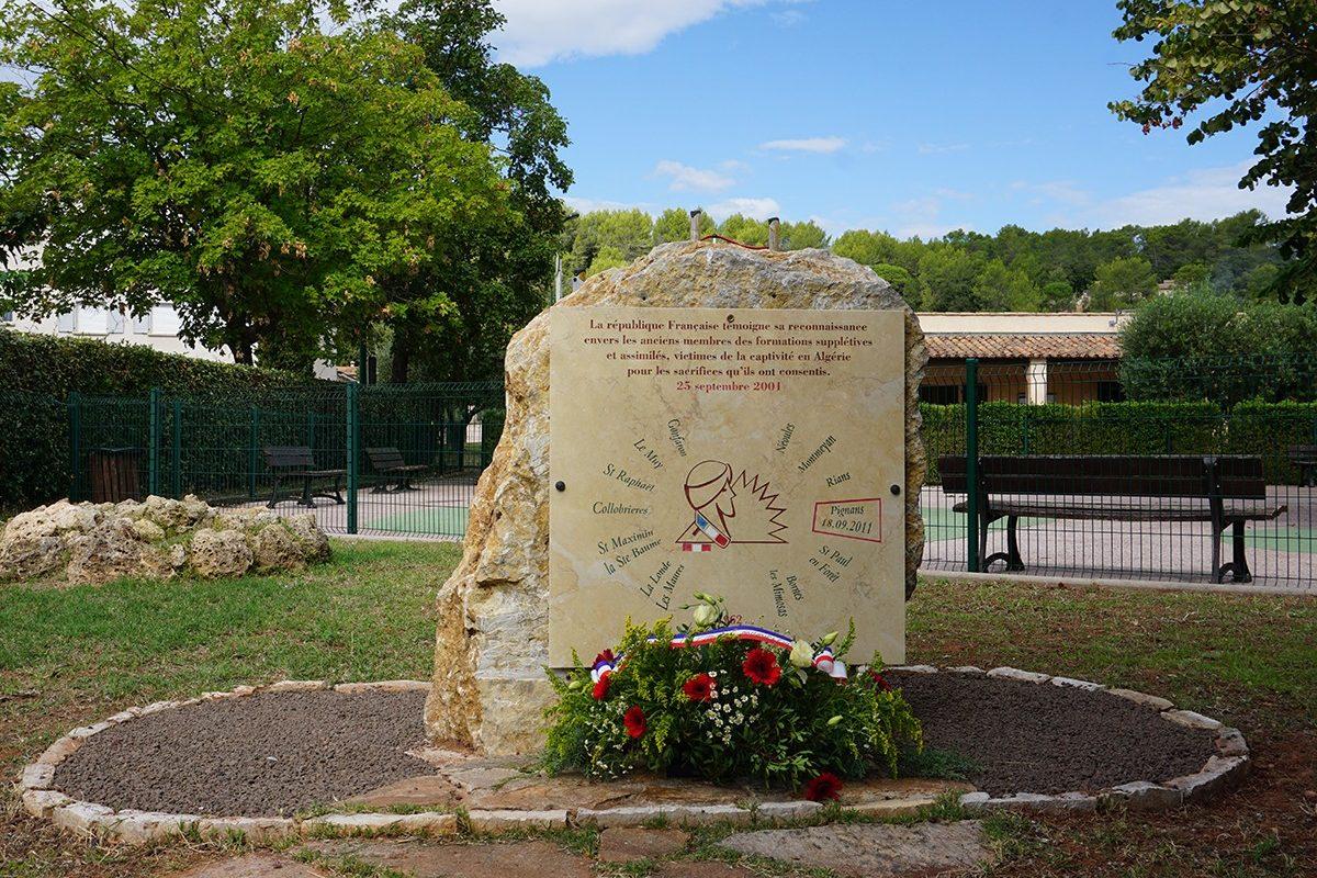 25 sept. – Cérémonie commémorative d'hommage aux Harkis