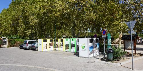 [Travaux] Déplacement des containers de tri rue du Barry neuf