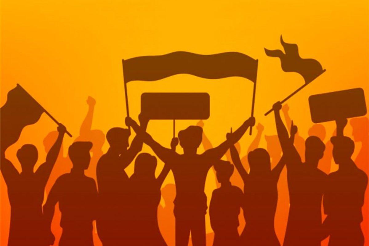 12 décembre – Mouvement de grève – Crèche Odel Var