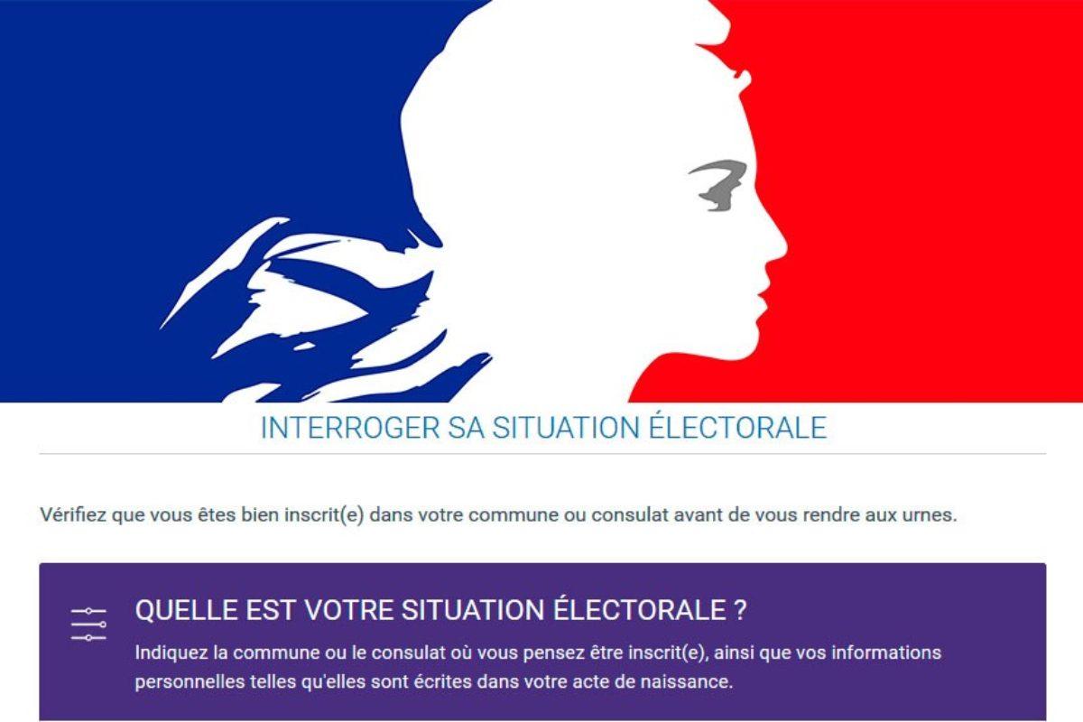 Obtenir une attestation d'inscription sur les listes électorales