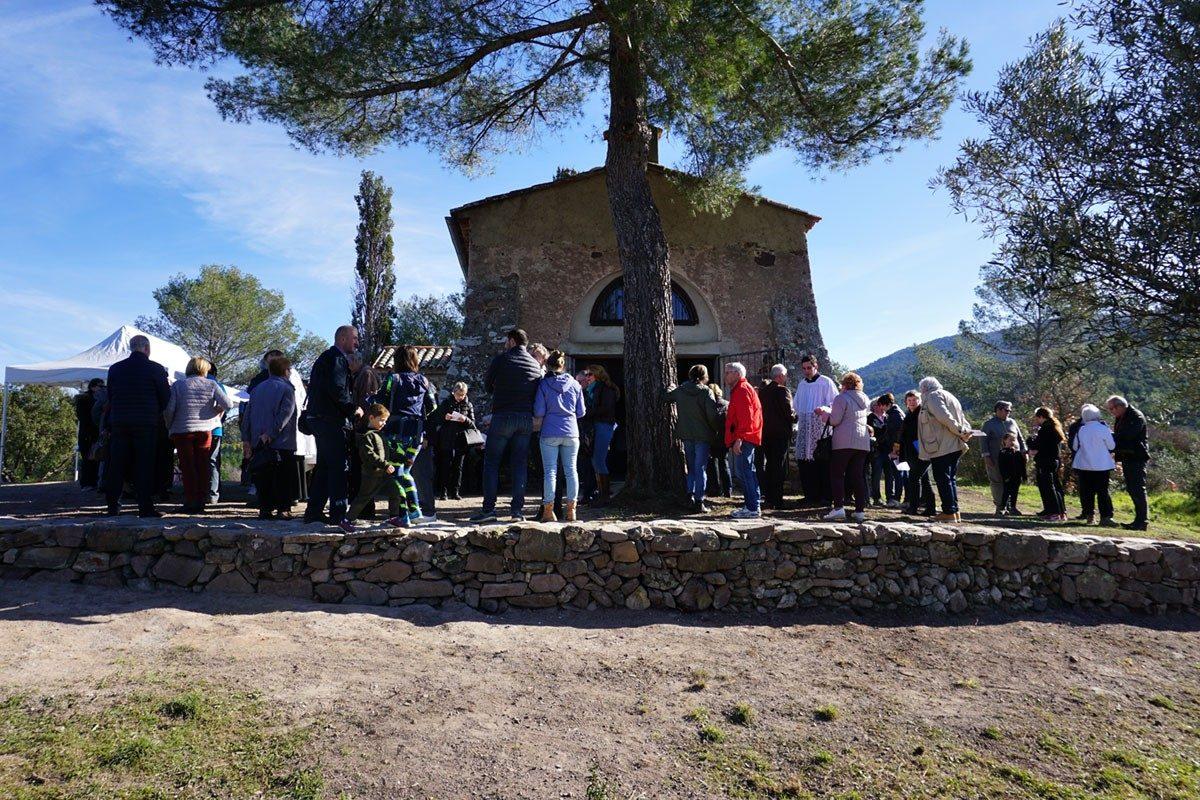 [Photos] Inauguration de la chapelle St Barthelemy