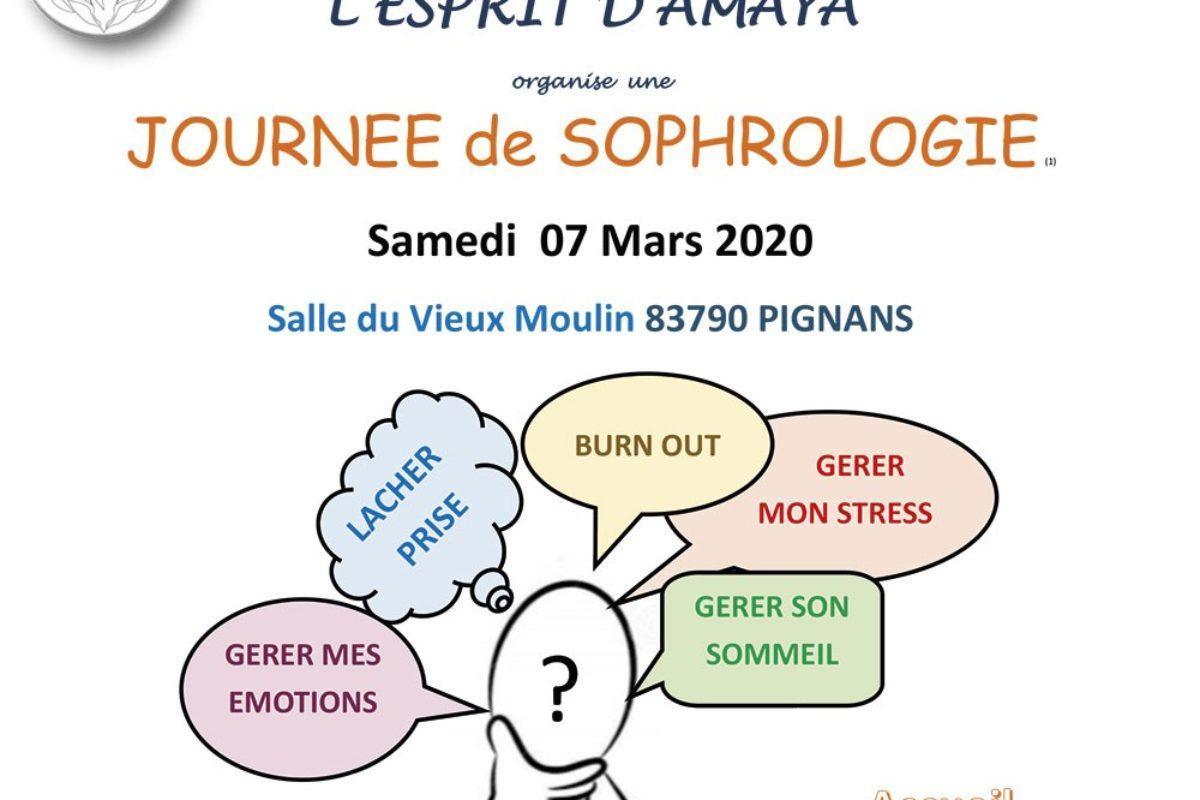 7 mars – Journée de sophrologie