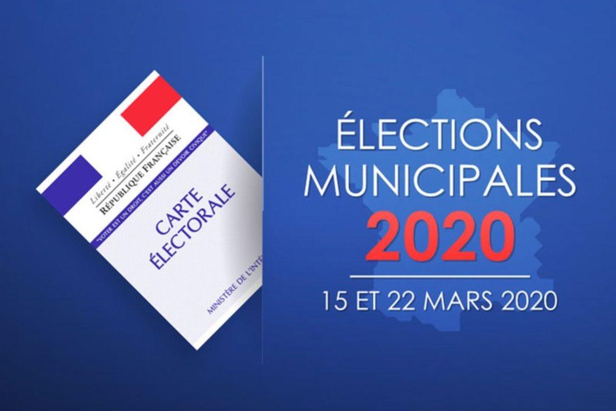 Élections municipales – résultats du 1er tour