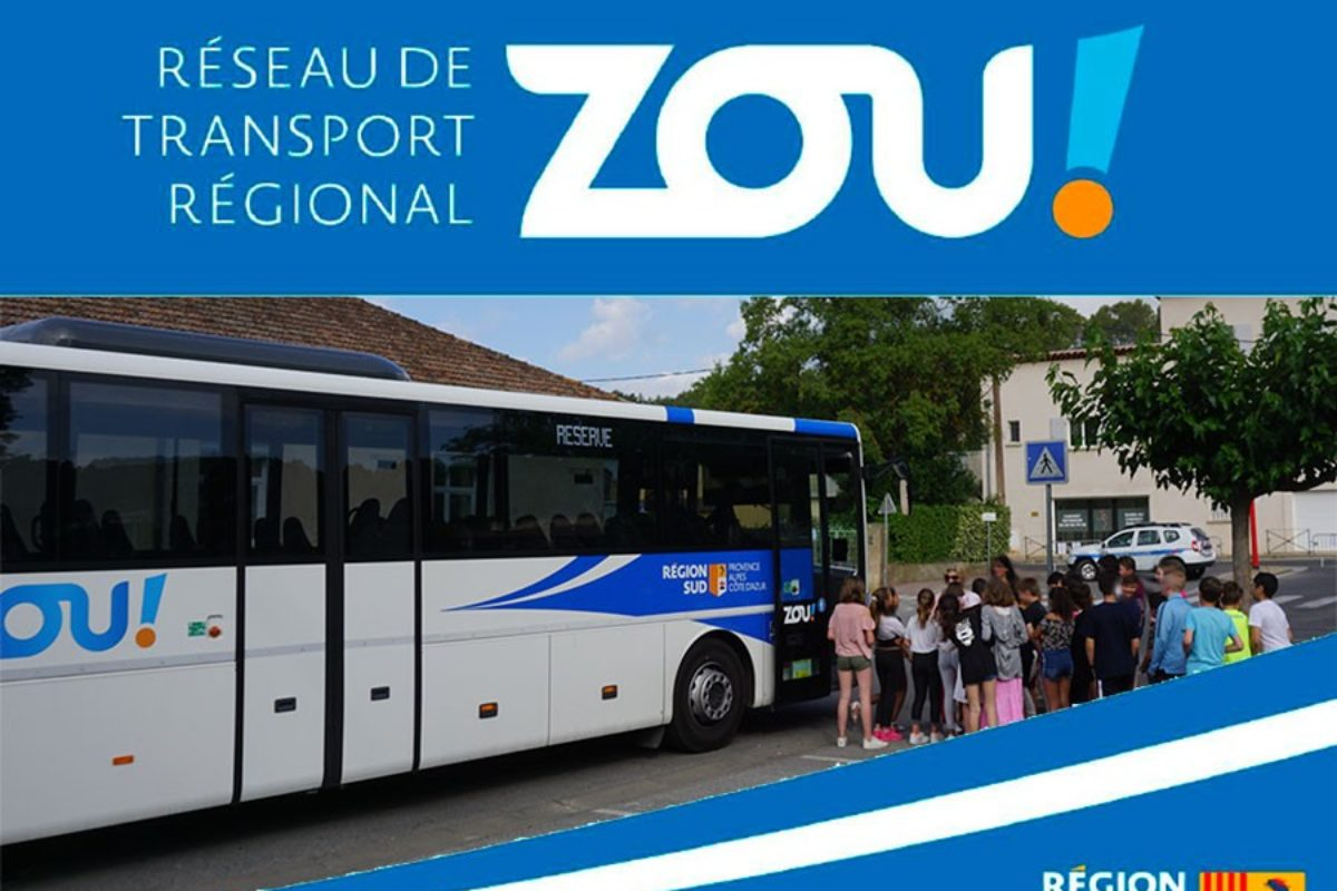 [Transports] Abonnement PASS ZOU ! Etudes / Inscriptions à partir du 23 juin