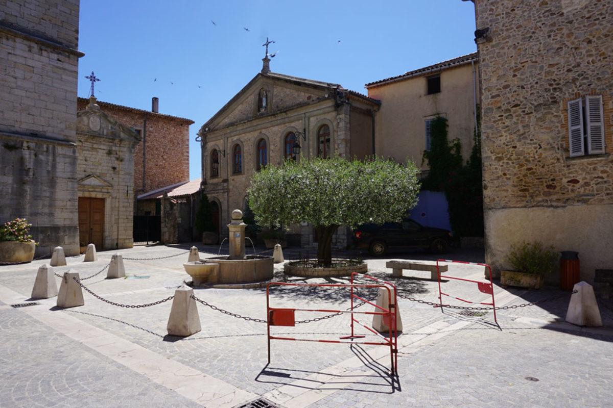 [Travaux] Place de l'église