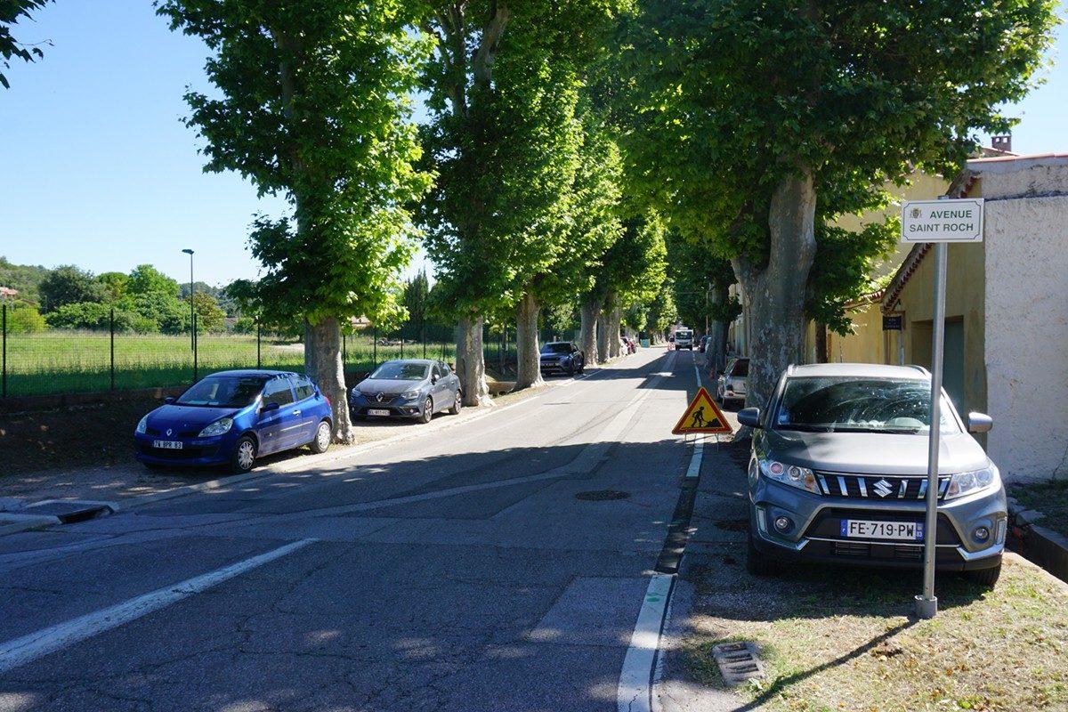 [Travaux] Réseau d'eaux pluviales – avenue Saint Roch