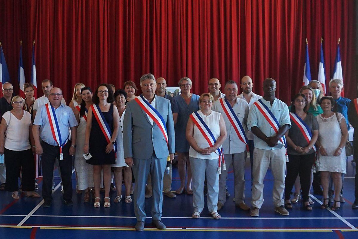 [Photos] Conseil municipal du 4 juillet 2020
