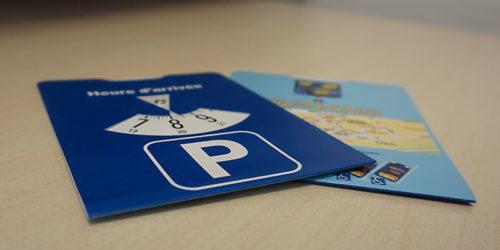🅿️ Stationnement en zones bleue