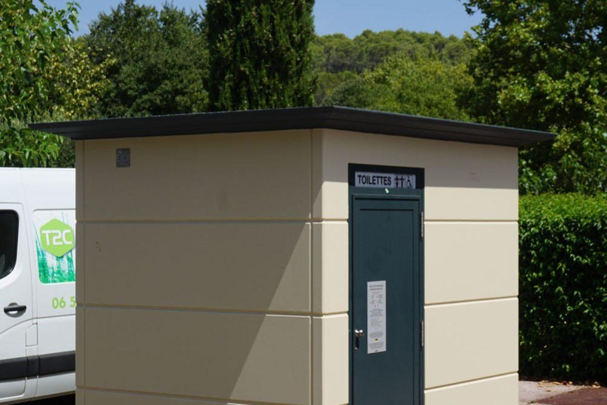 🛑🚾[WC Publics] Mise en service des toilettes publiques