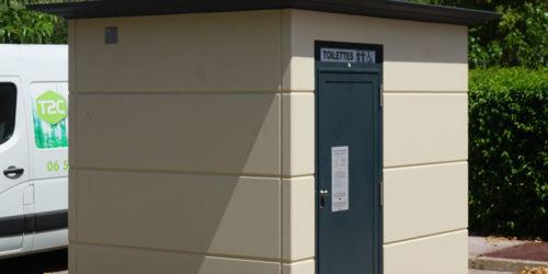 🛑🚾[WC Publics] Mise en service des toilettes publics