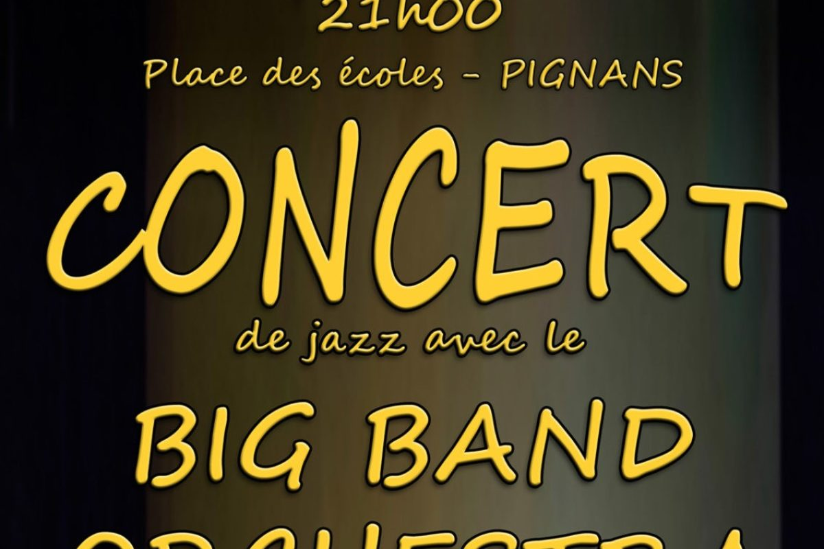 15 Août – Concert de Jazz
