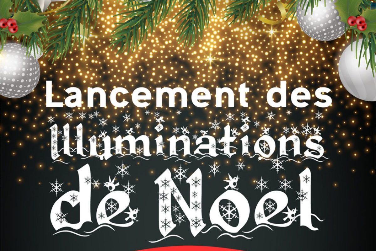 4 déc. – Lancement des illuminations de Noël 2020