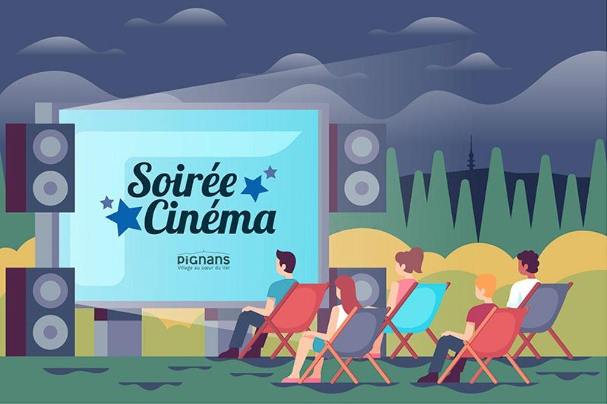 Mardi 6 juillet – Cinéma en plein air
