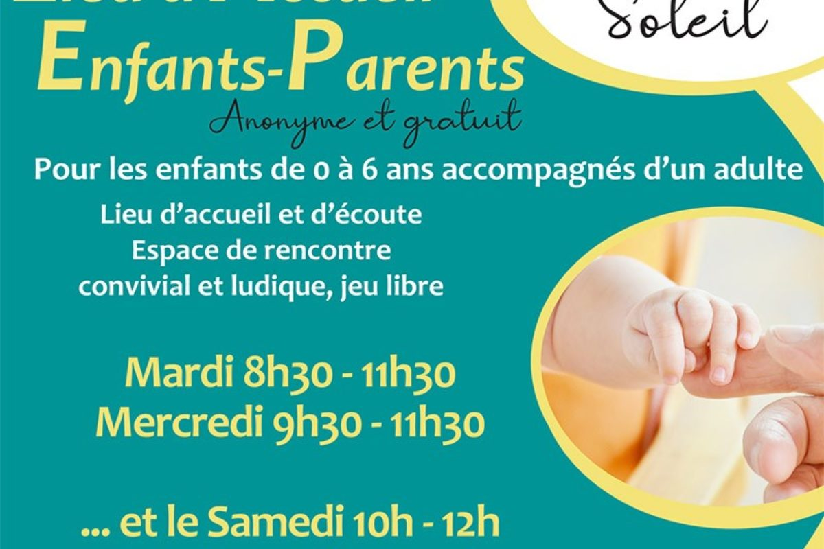 Accueil Enfants-Parents – Jardin soleil