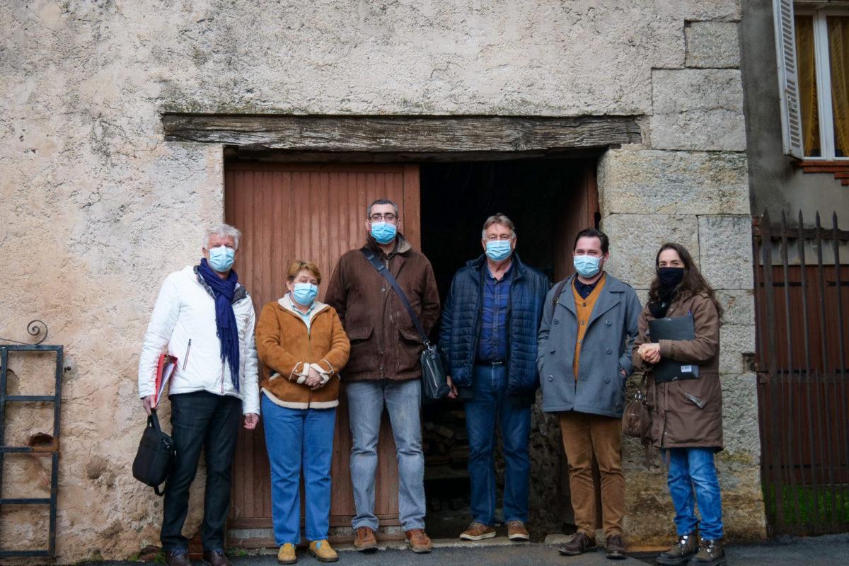Réaménagement et extension de la salle du vieux moulin