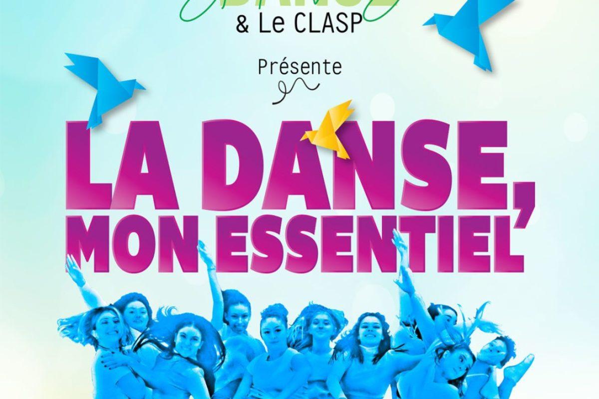2 juillet – Gala de danse – La danse, mon essentiel
