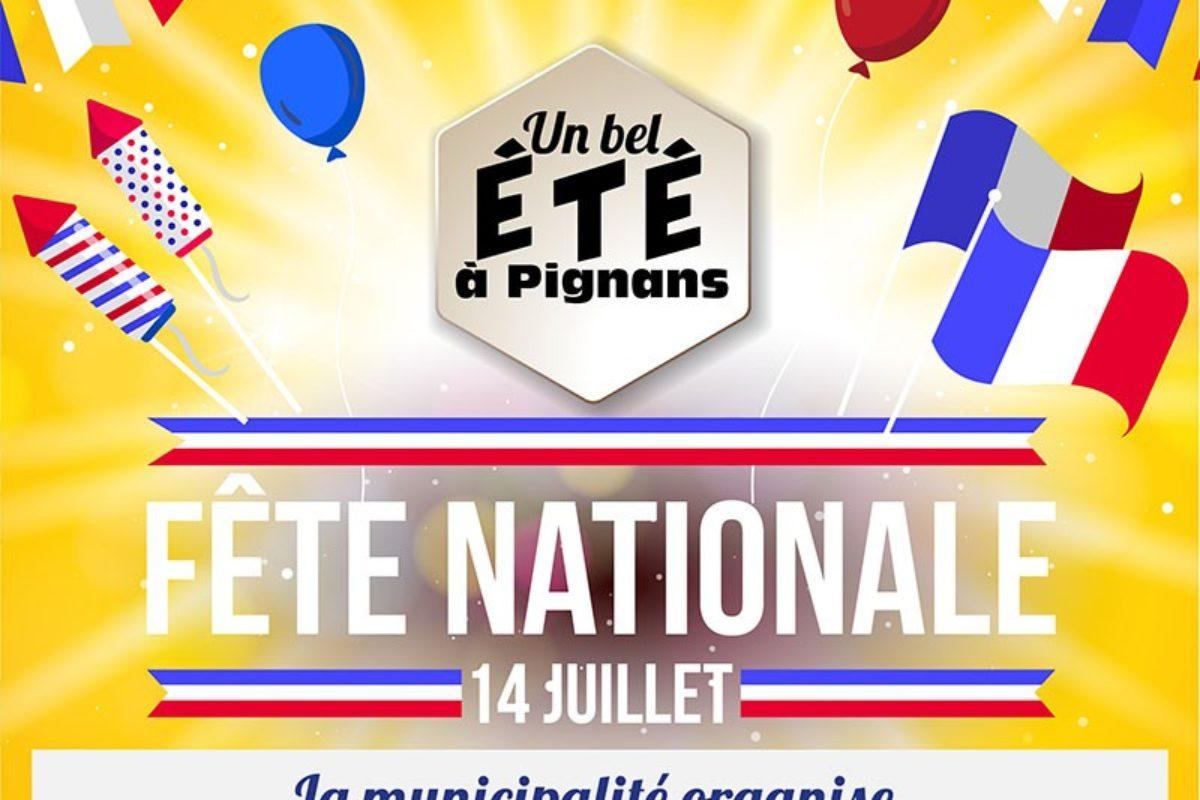 14 Juillet 2021 – Fête Nationale