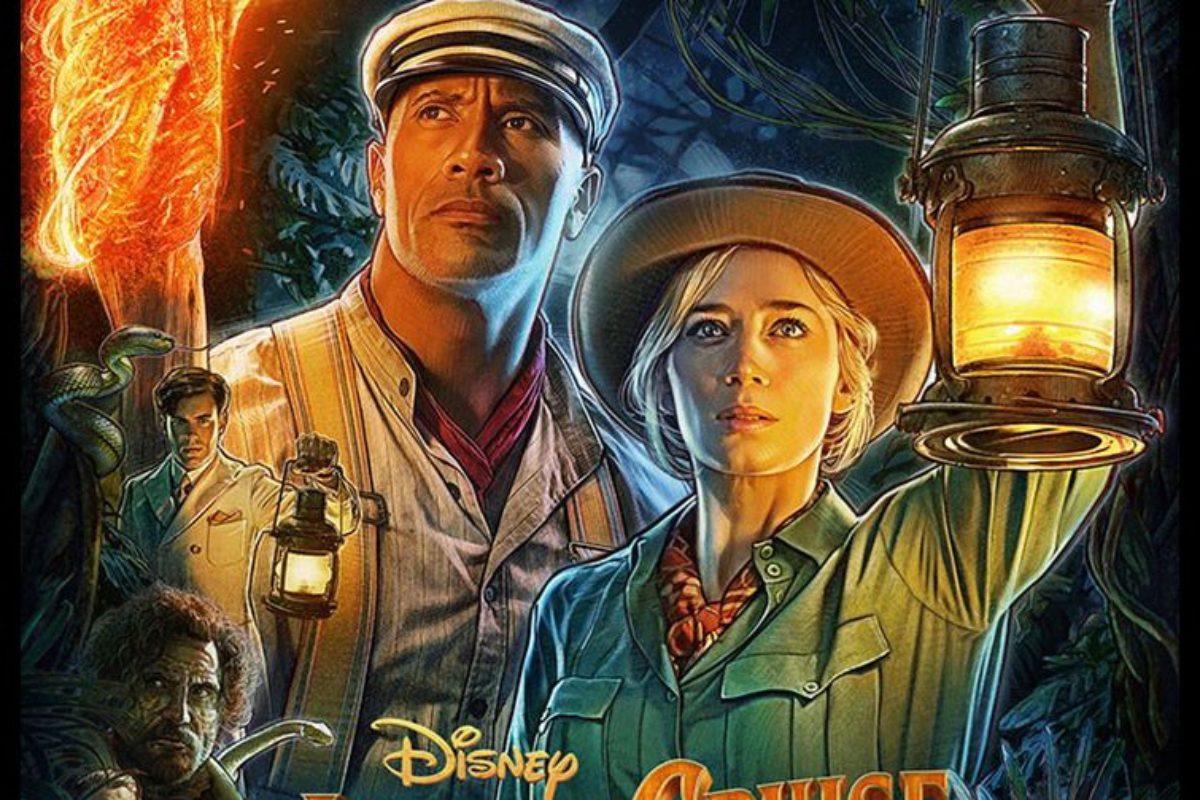Samedi 21 août – Jungle Cruise – Cinéma en plein air