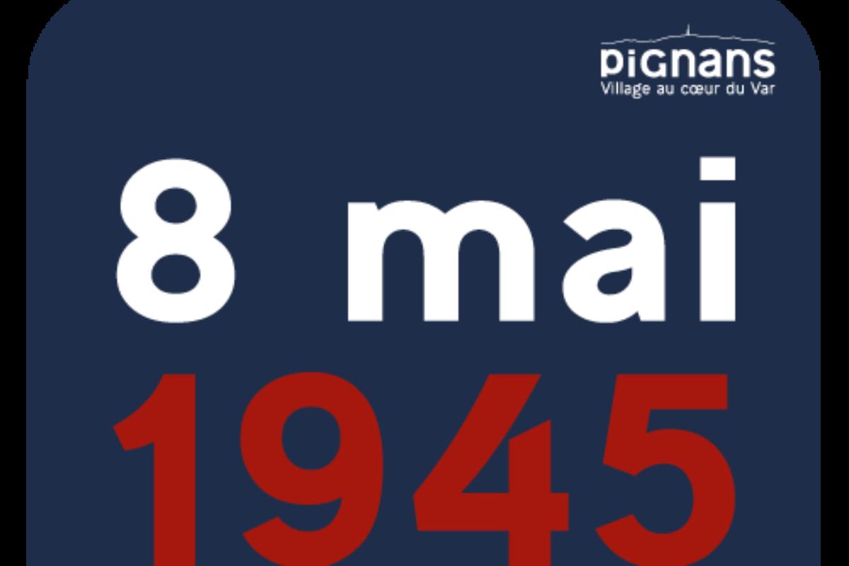 Commémoration du 74e anniversaire de la victoire du 8 mai 1945
