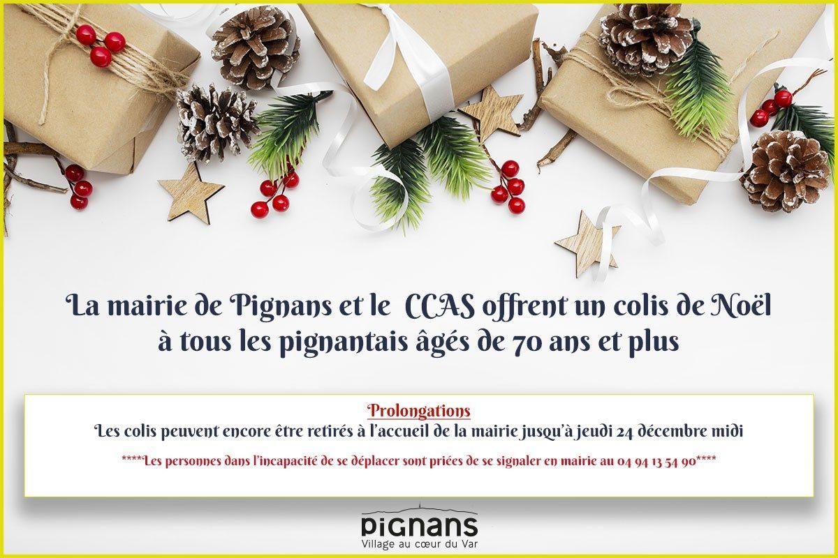 🎁[Prolongations] Colis de Noël aux aînés