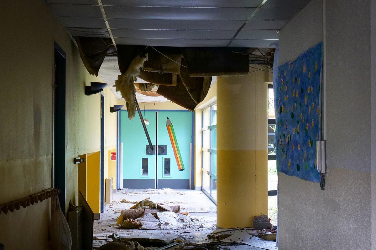 [Vidéo] Fermeture temporaire des trois écoles