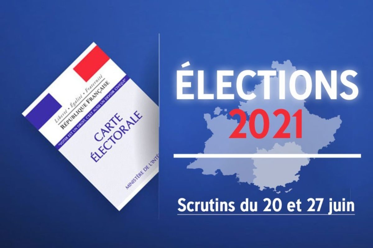 Élections départementales et régionales 2021 – Résultats 2e tour