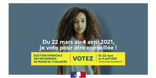 Élection syndicale TPE : votez pour désigner le syndicat qui vous représentera
