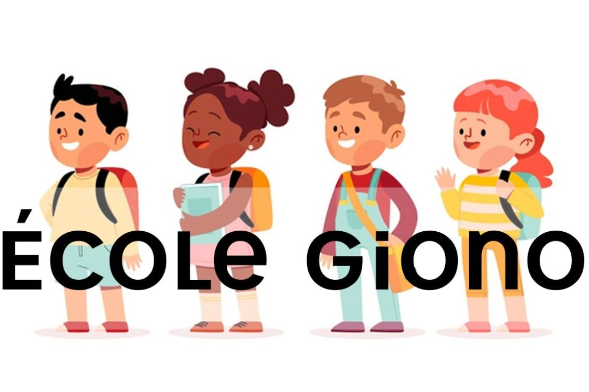 Rentrée scolaire 2021-2022 – Fournitures – École Giono