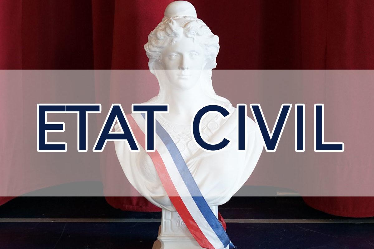 [État civil] Fermeture exceptionnelle le mardi 6 octobre 2020 matin