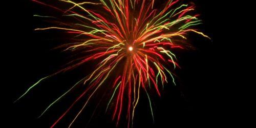 Pétards et feux d'artifices – Réglementation