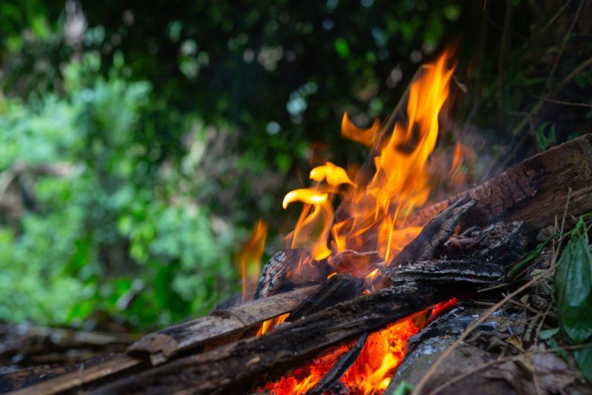 Emploi du feu pour les particuliers