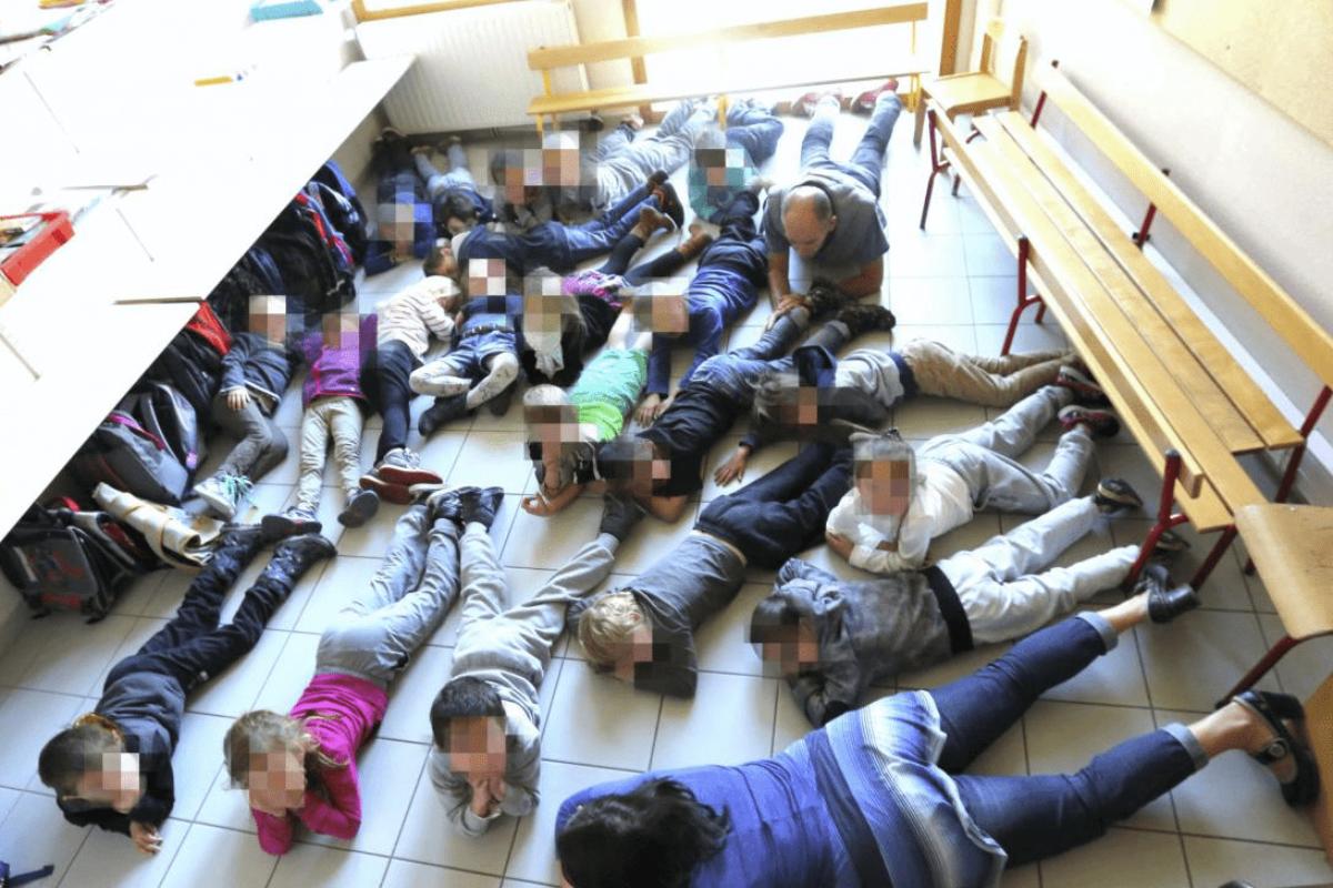 🚨 Exercice test PPMS en cours sur les trois écoles