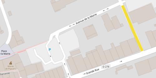 [Travaux] Fermeture de la rue des cliquesses les 27 et 28 janvier