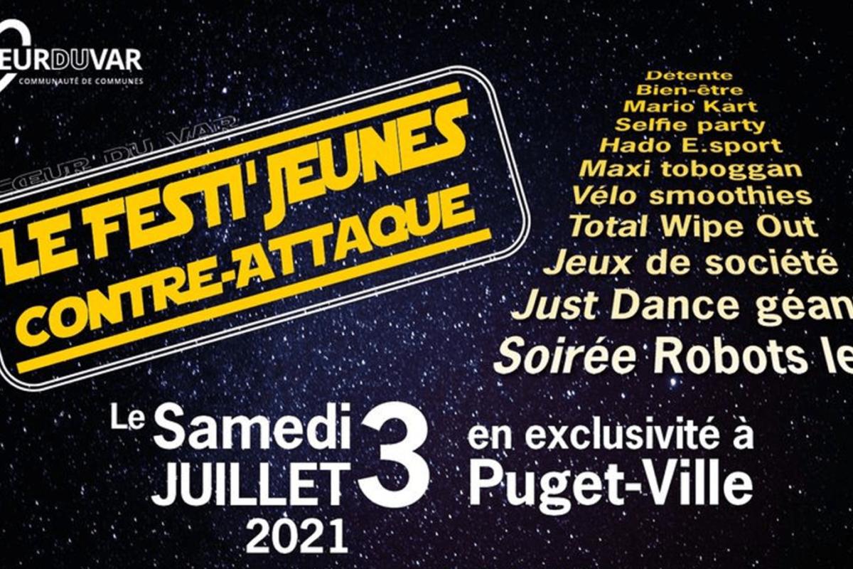 Festi'Jeunes – Edition 2021 – Le Festi'Jeunes contre attaque