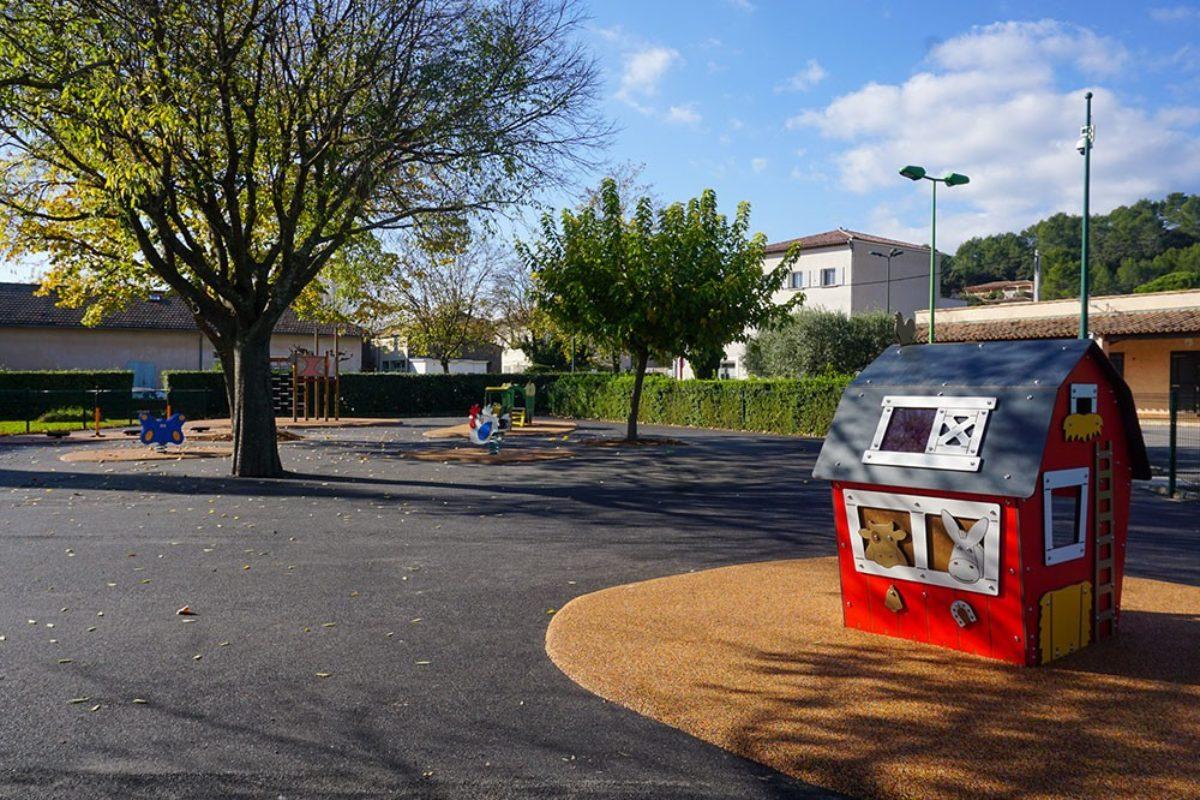 31 mai 2021 – Jardin d'enfants pré des aires fermé