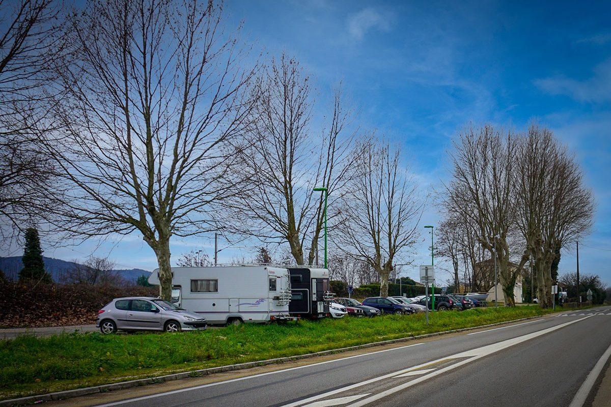 [Travaux] Mardi 8 juin 2021 –  Débroussaillement parking SNCF – Stationnement interdit