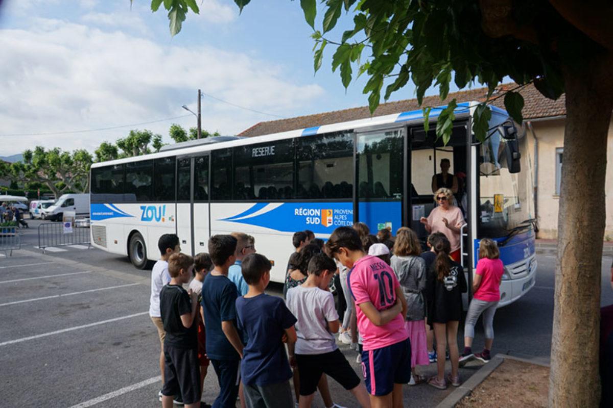 [Covid-19] Transports scolaires à compter du 18 mai 2020