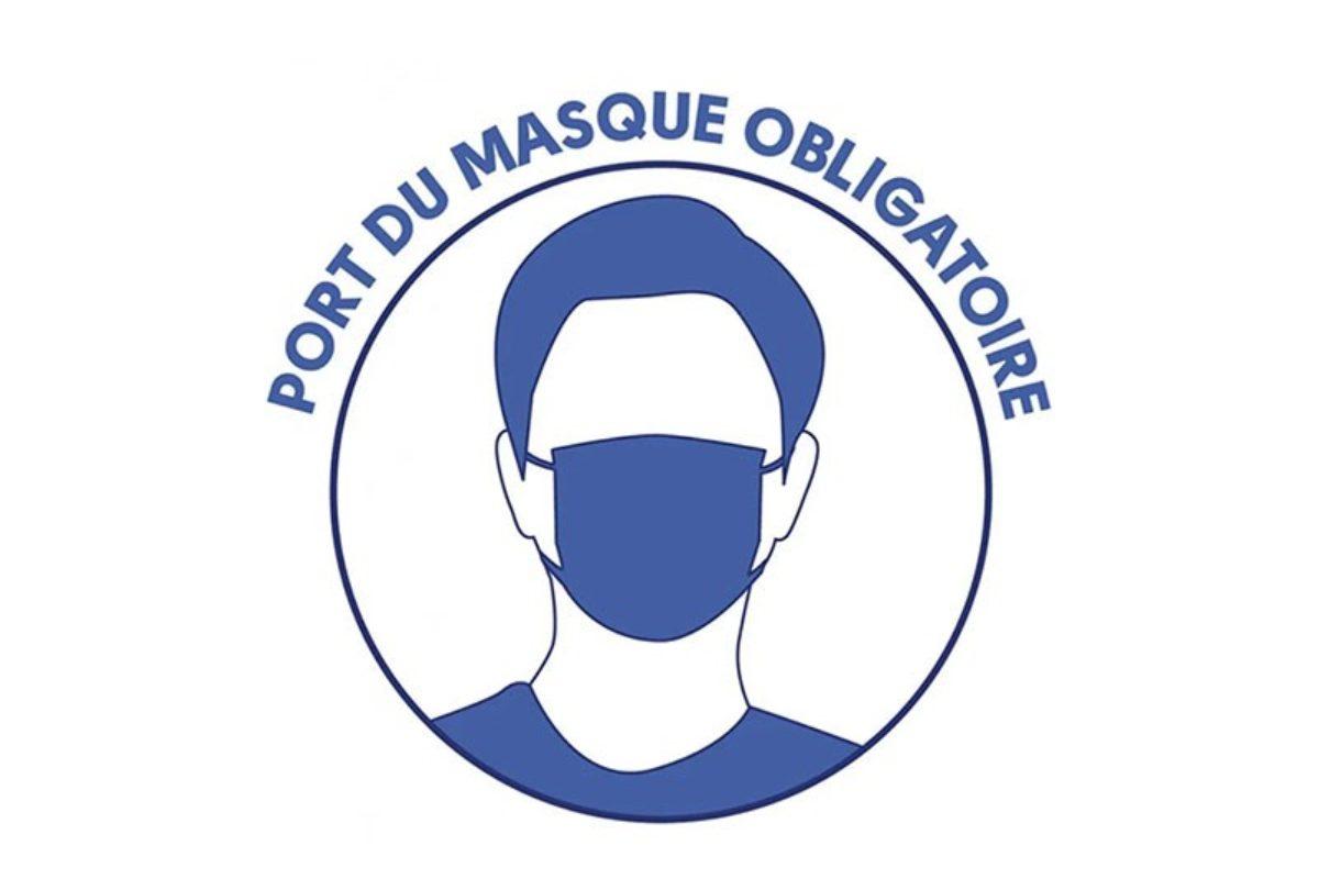 [Arrêté] Port du masque obligatoire sur la voie publique